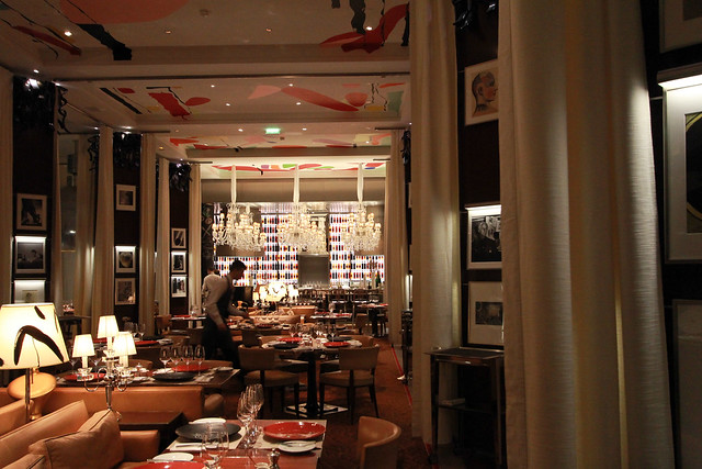 La Cuisine, Royal Monceau Paris