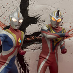 NewYear!_Ultraman_All_set!!_2014_2015_in-96