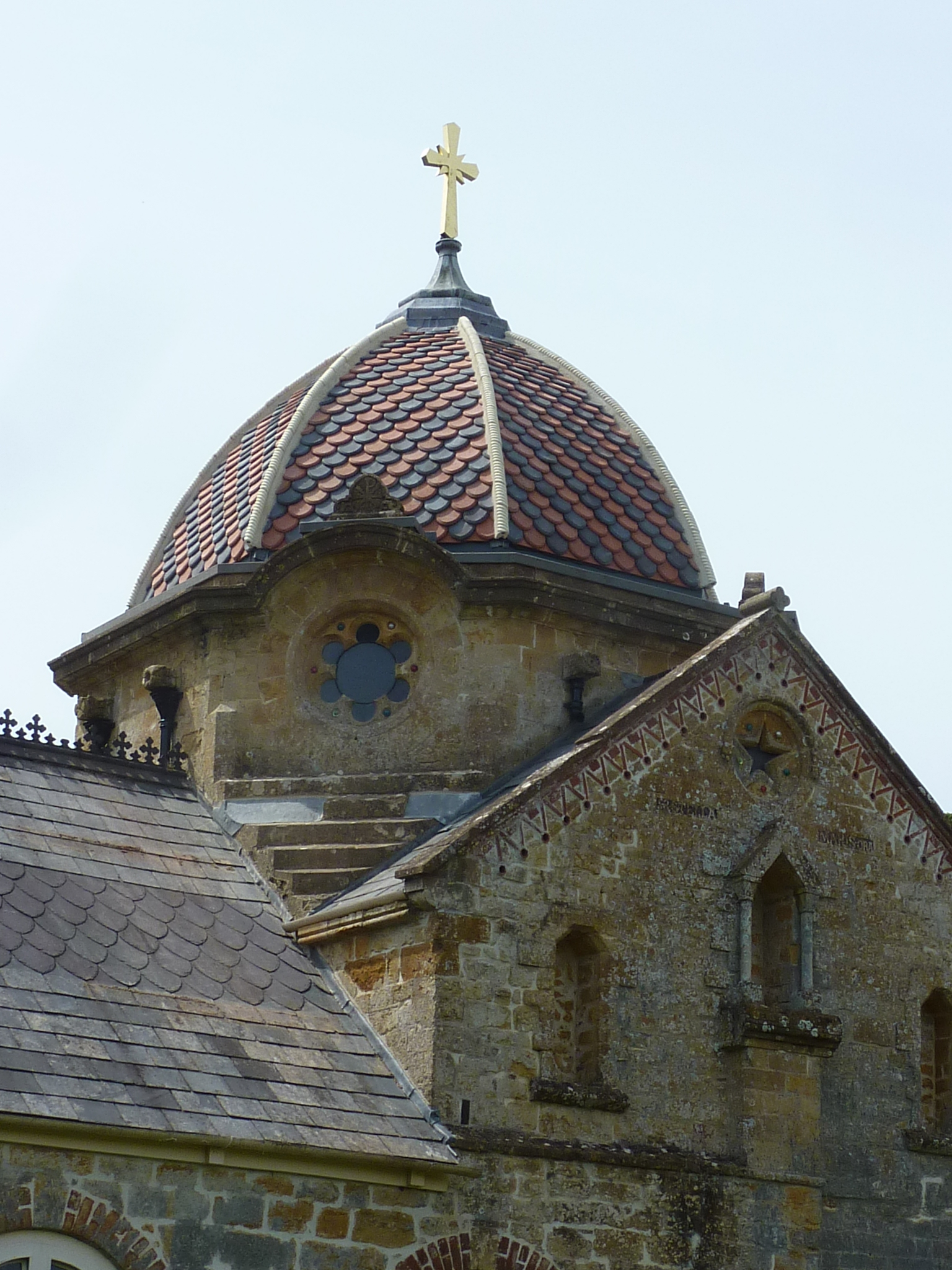 Our Lady Queen of Martyrs and St Ignatius, Chideock, Dorset