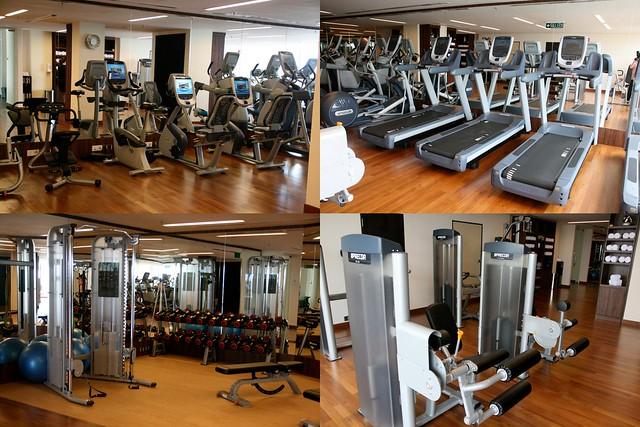 Gym at Renaissance JB
