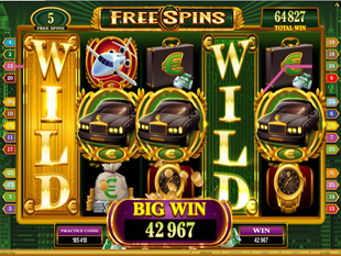 High Society Free Spins