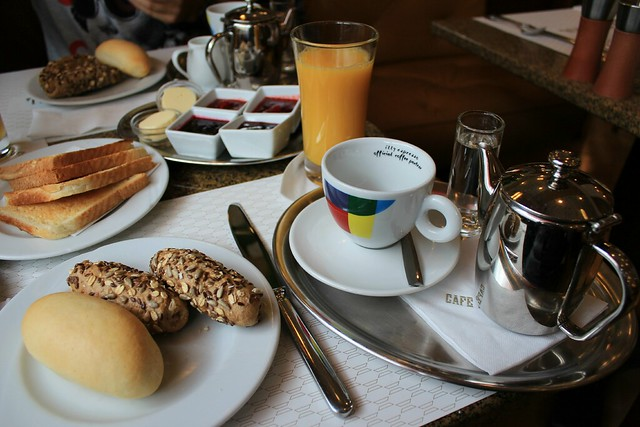 Cafés históricos de Praga