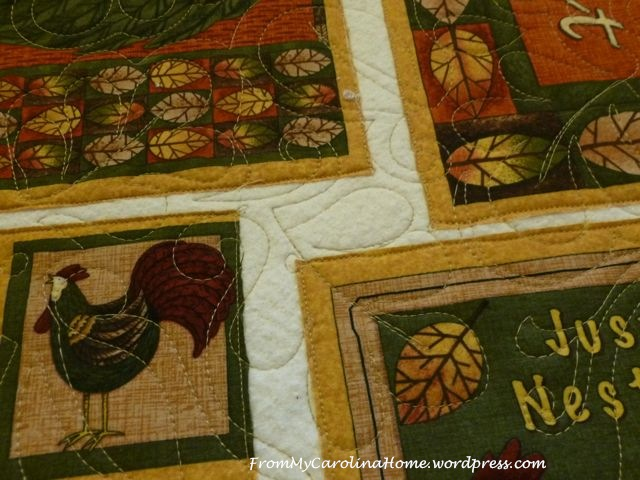 Autumn mulit quilting 7