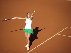 Roland Garros 2014 - Andrea Petkovic