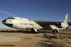 52-0008 - 16498 - NASA - Boeing NB-52B Stratofortress - Edwards AFB, California - 150103 - Steven Gray - FILE0549