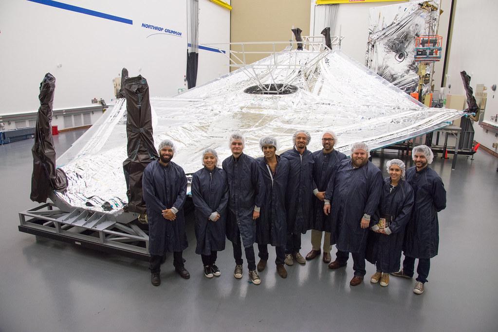 New York Film Academy Students on Webb Telescope Tour