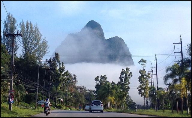 Phang Nga Scenery