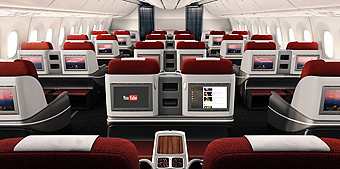 LAN y TAM YouTube a bordo (LATAM Airlines)