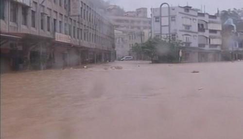 梅姬颱風造成蘇花公路坍方與人命損失。圖片來源:公共電視我們的島