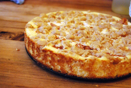 Thanksgiving - Caramel Apple Cheesecake-001