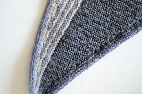 Vertices United Shawl