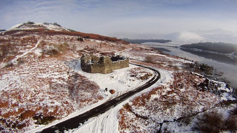 Castillo de Loch Doon