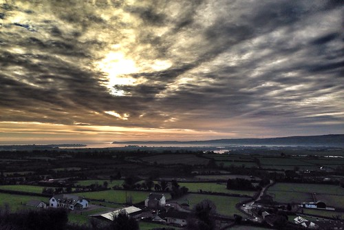 Early Morning over Dungarvan.