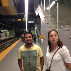 El metro de Ciudad de Panamá es tan cómodo como lo fue el Metro de Santiago antes del Transantiago