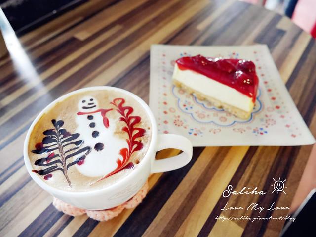 台北師大夜市下午茶咖啡館推薦紙飛機cafe (14)