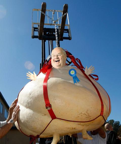 Fat Tory Cunt Eric Pickles