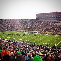 Louisville v. Notre Dame 2014 - #L1C4 #louisville #gocards #accfirsts #uoflfb #nd #southbend #irish #notredame