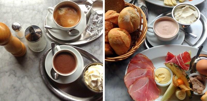 Leipzig - Café Maître