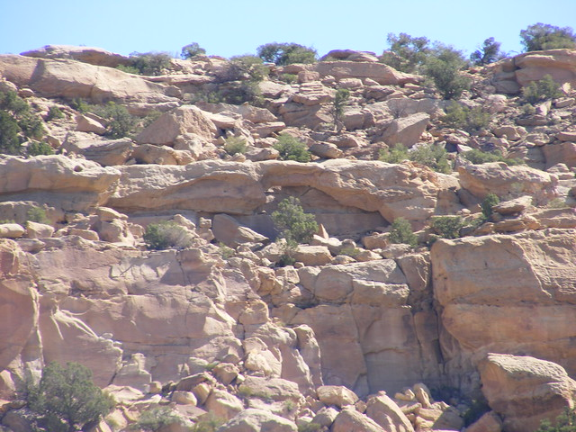New Mexico Natural Arch NM-440