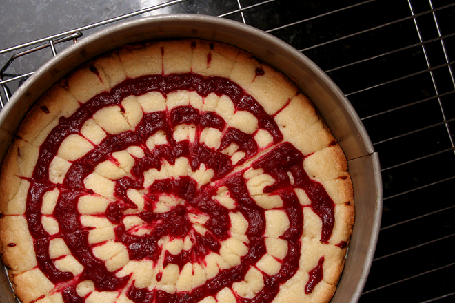cranberry shortbread 3