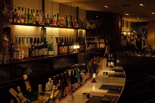 bar counter lounge