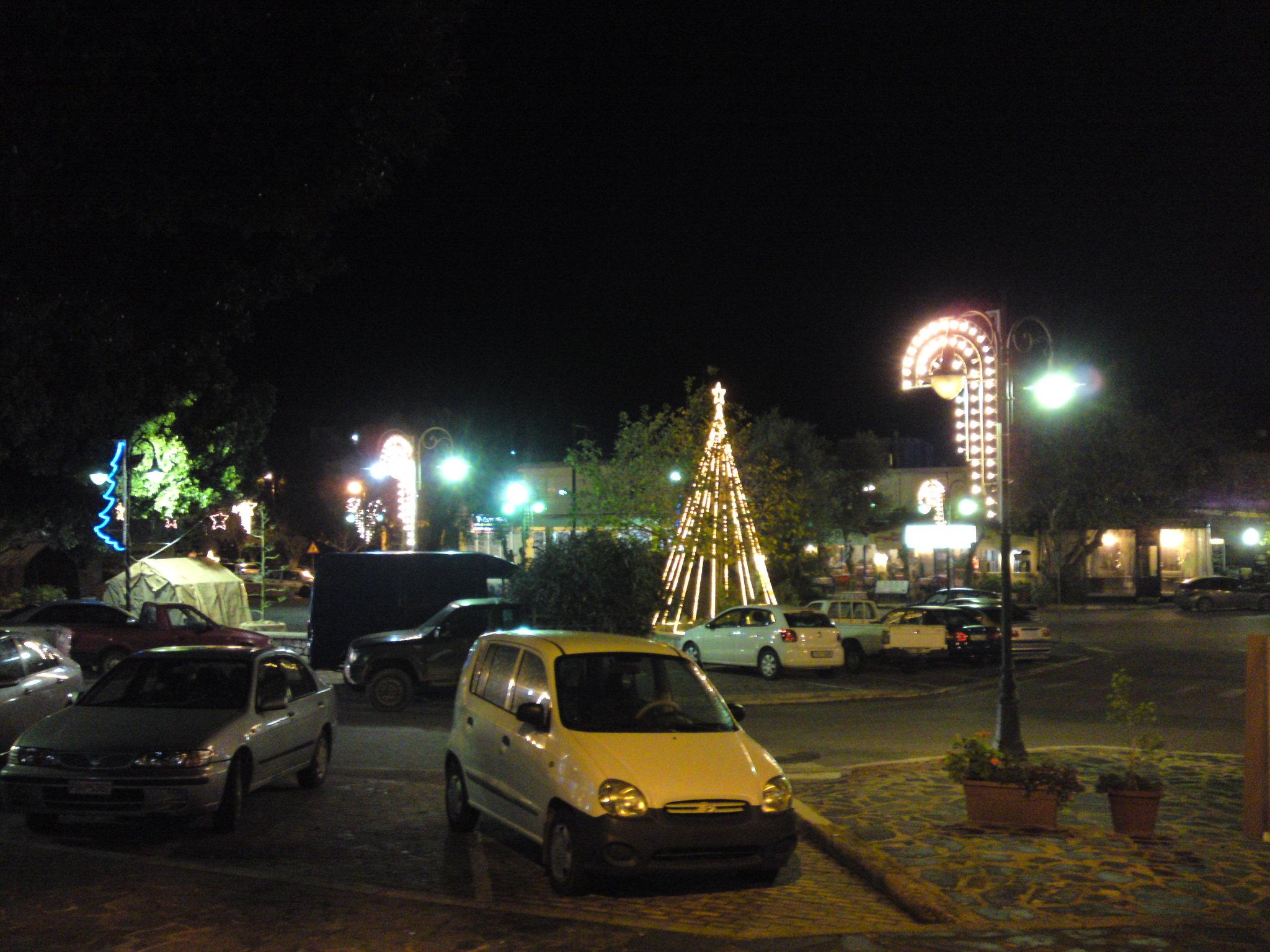 Χριστουγεννιάτικων στολισμών, συνέχεια.. Ψίνθος 2014