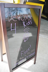Devoxx4Kids Sign