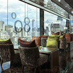 180° Lounge of the Grand Swiss Hotel