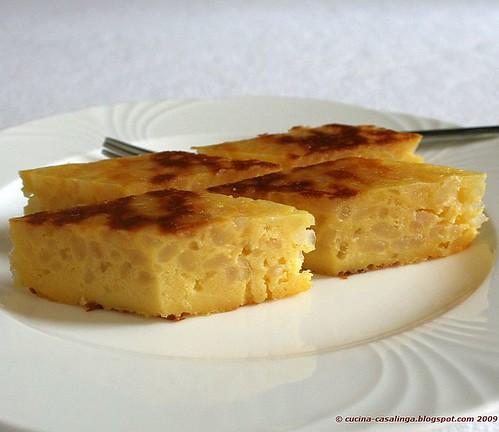 Reiskuchen Teller klein copyr