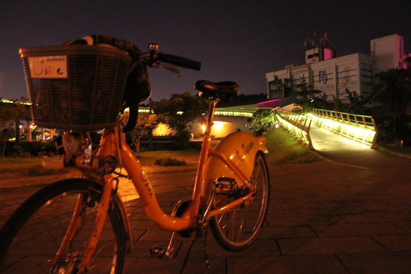 用YouBike旅遊台北