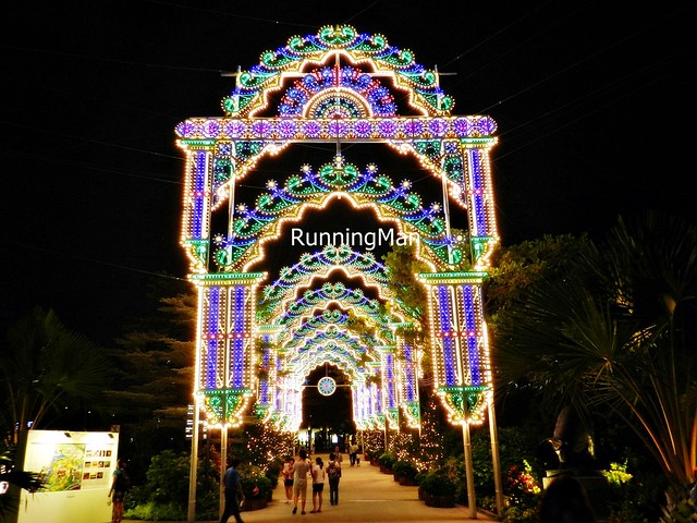 Christmas Wonderland 2014 - Frontone Arrival Arch