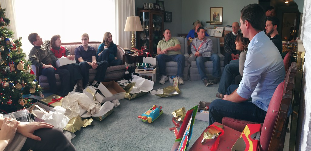Christmas Part 1 (12/27/14)