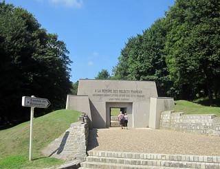 Bajonettgraben Verdun