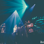 Rudimental // Manhattan Center photographed by Chad Kamenshine