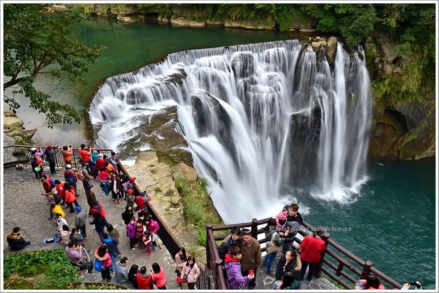 十分瀑布公園眼鏡洞瀑布015-DSC_0600