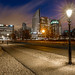 The Hague Blue Hour (Explored) by Tom Roeleveld
