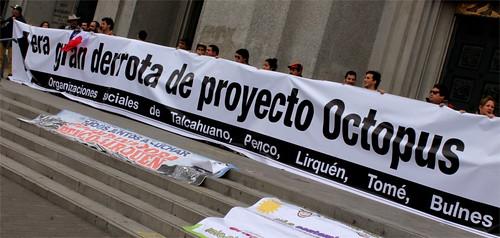 1era gran derrota del proyecto Octopus: 26-0 en Consejo Regional