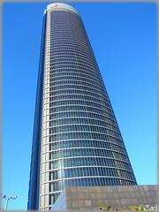 Madrid: Cuatro Torres Business Area