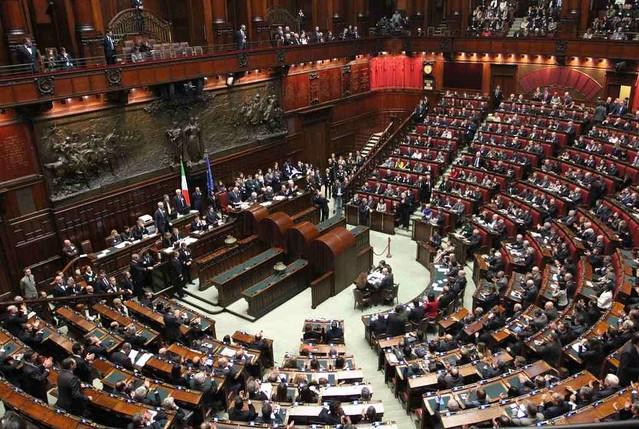 assunzioni parlamento