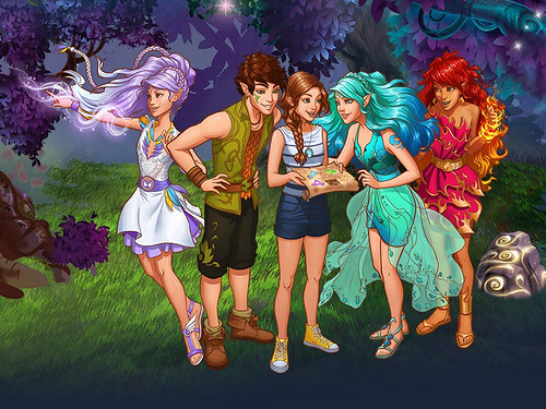 LEGO Elves Flickr Photo Sharing