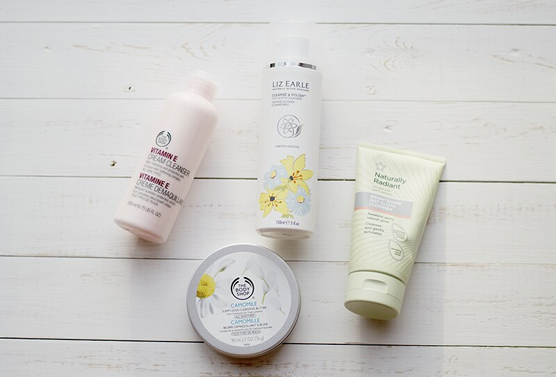 Cleansers, Lifestyle Blogger, Beauty Blogger, Skincare, Liz Earle, Cleansing butter, The Body Shop