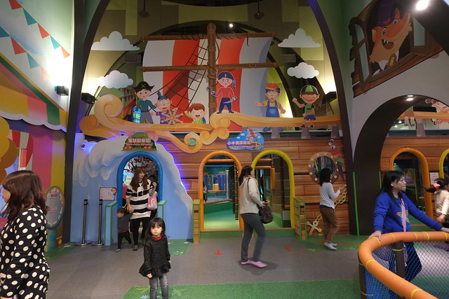 小木偶的家(台中堡) -騎士堡