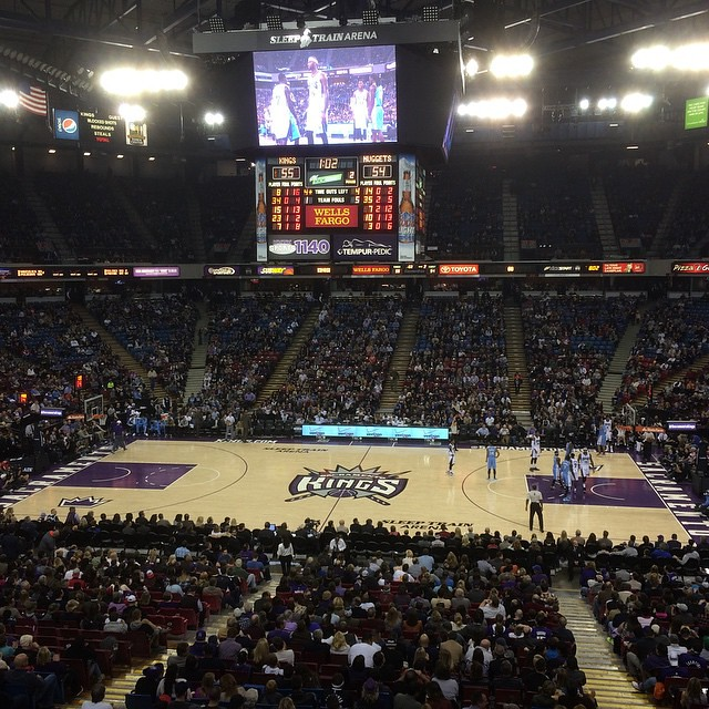 Kings versus Nuggets with Kurt Snipes