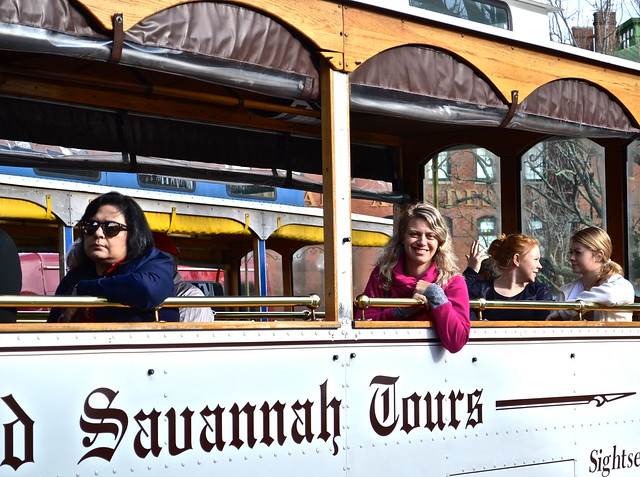 Savannah Trolley Tours