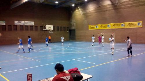 AionSur 16067462295_abc6de3a19_d El Arahal FS se hace fuerte en casa Deportes Fútbol Sala