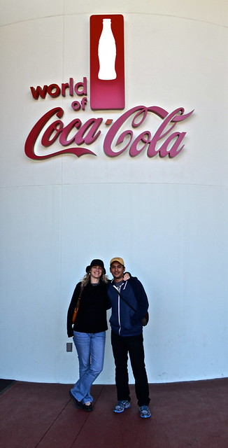 Coca Cola World, Atlanta Georgia