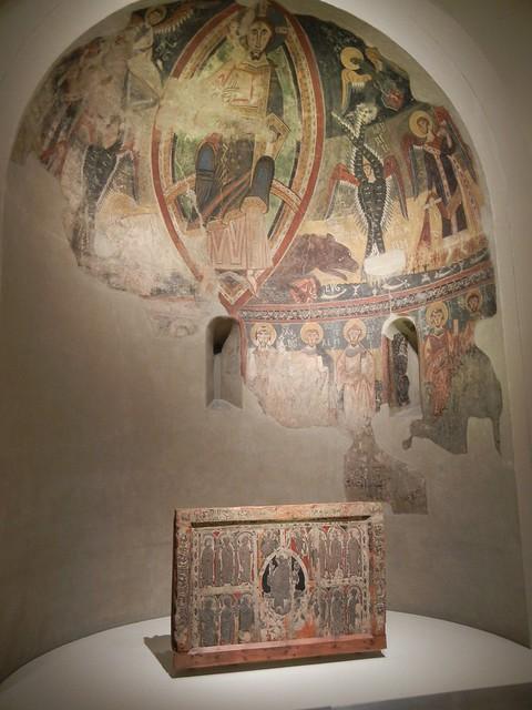 Museu nacional art catalan