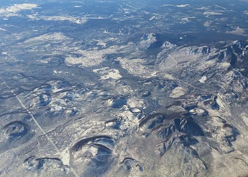 arizona volcanoes cindercones