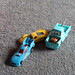 358/365 - 24 December 2014 - Some of my cars by Dylan [age5]