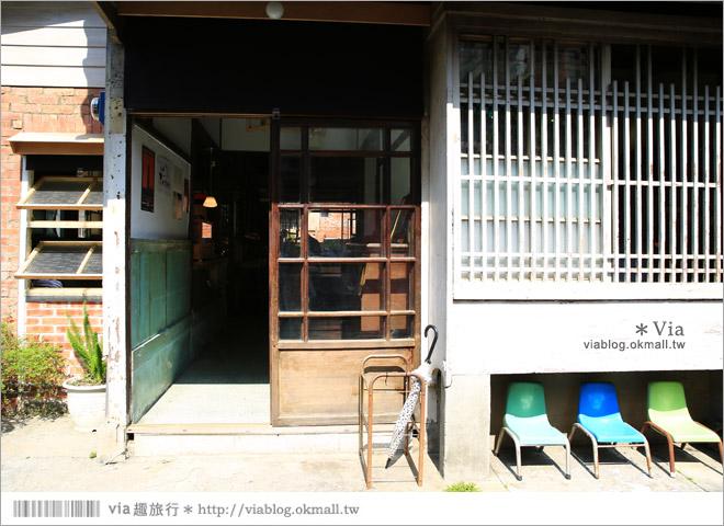 【台中老宅餐廳】台中下午茶~拾光機。日式老宅的迷人新風情,一起文青一下午吧!9